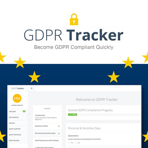 Lifetime Access to GDPR Tracker at $49 (instead of $480)