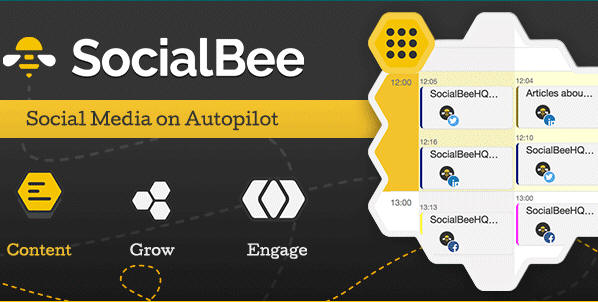 Generate social media buzz with SocialBee